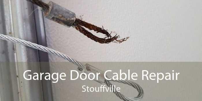 Garage Door Cable Repair Stouffville