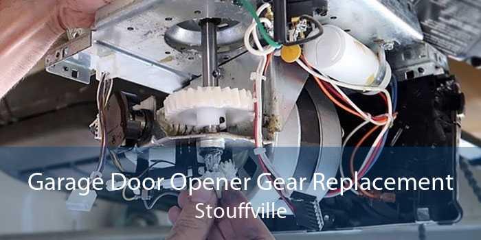 Garage Door Opener Gear Replacement Stouffville