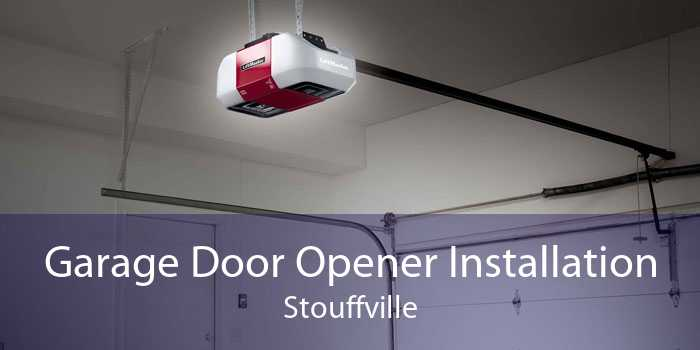Garage Door Opener Installation Stouffville
