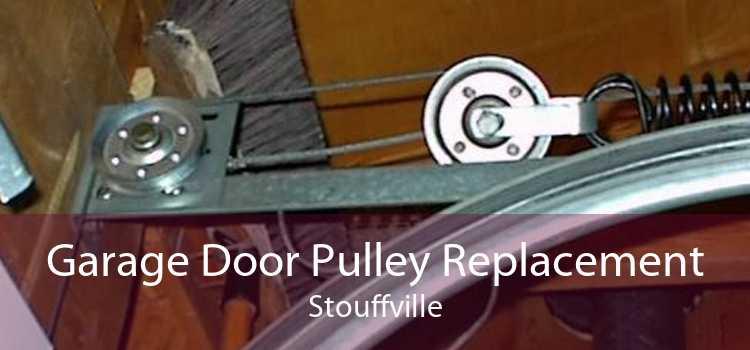 Garage Door Pulley Replacement Stouffville