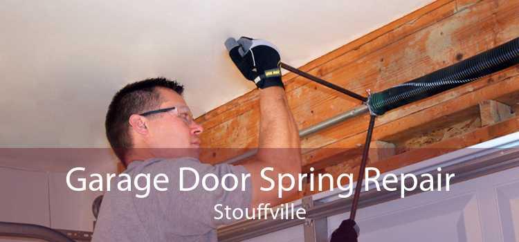 Garage Door Spring Repair Stouffville