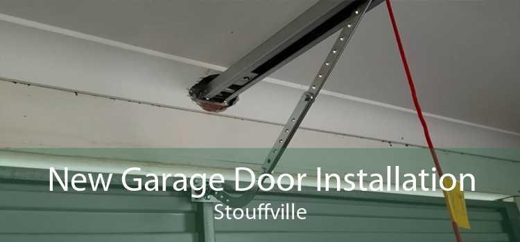 New Garage Door Installation Stouffville