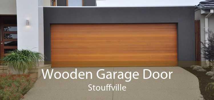 Wooden Garage Door Stouffville